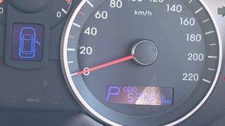 2015 Hyundai i20 PB MY16 Active Silver 4 Speed Automatic Hatchback