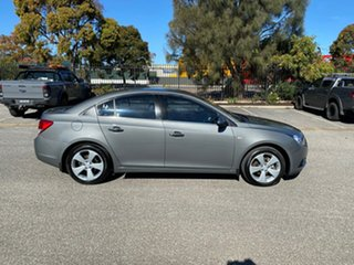 2010 Holden Cruze JG CDX Alto Grey 6 Speed Sports Automatic Sedan