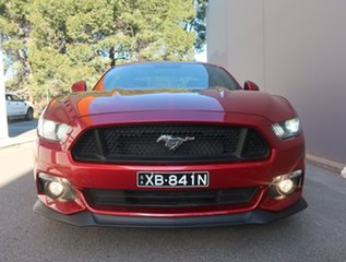 2016 Ford Mustang FM 2017MY GT Fastback SelectShift Red 6 Speed Sports Automatic Fastback