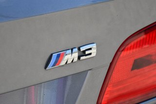 2010 BMW M3 E92 MY10 M-DCT Grey 7 Speed Sports Automatic Dual Clutch Coupe