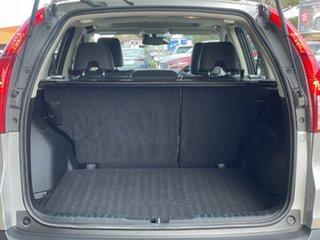 2012 Honda CR-V RM VTi-L 4WD Silver 5 Speed Automatic Wagon