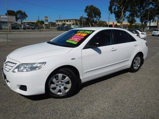 2009 Toyota Camry ACV40R MY10 Altise White 5 Speed Automatic Sedan.