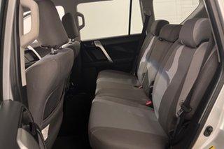 2016 Toyota Landcruiser Prado GDJ150R GX Silver 6 speed Manual Wagon