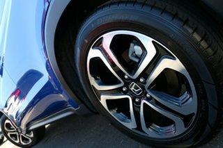 2018 Honda HR-V MY18 VTi-LX Brilliant Sporty Blue 1 Speed Constant Variable Hatchback