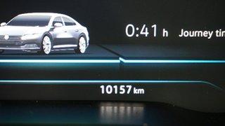2019 Volkswagen Arteon 3H MY19 206TSI Sedan DSG 4MOTION R-Line White 7 Speed