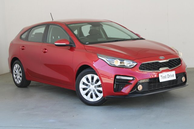 Used Kia Cerato YD MY18 S Phillip, 2018 Kia Cerato YD MY18 S Redway Red 6 Speed Sports Automatic Hatchback