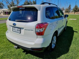 2012 Subaru Forester S4 MY13 2.5i-L Lineartronic AWD White 6 Speed Constant Variable Wagon.