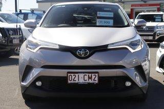 2018 Toyota C-HR NGX50R Koba S-CVT AWD Silver 7 Speed Constant Variable Wagon.