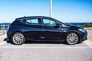 2016 Holden Astra BK MY17 RS-V Black 6 Speed Sports Automatic Hatchback.