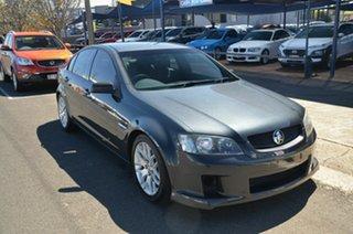 2009 Holden Commodore VE MY10 International Grey 6 Speed Automatic Sedan.
