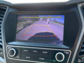 2017 Hyundai Santa Fe DM3 Series II Active X Black Sports Automatic Wagon