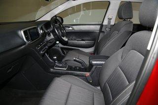 2020 Kia Sportage QL MY21 S 2WD Red 6 Speed Sports Automatic Wagon