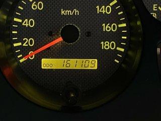 1999 Toyota RAV4 SXA11R Blue 5 Speed Manual Wagon