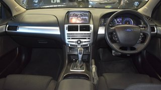 2013 Ford Falcon FG MK2 XR6 Grey 6 Speed Auto Seq Sportshift Sedan.
