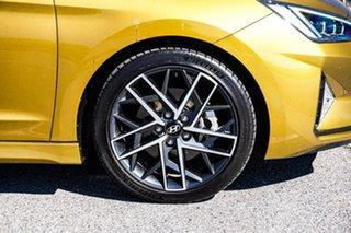 2018 Hyundai Elantra AD.2 MY19 Sport Premium Gold 6 Speed Manual Sedan