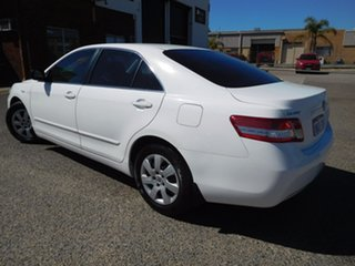 2009 Toyota Camry ACV40R MY10 Altise White 5 Speed Automatic Sedan