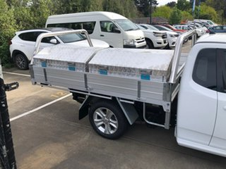 2015 Ford Falcon FG X XR6 Super Cab White 6 Speed Sports Automatic Cab Chassis.