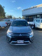 2021 Mitsubishi Outlander ZL MY21 Black Edition AWD Titanium 6 Speed Constant Variable Wagon.