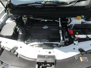 2013 Holden Captiva CG MY14 7 AWD LTZ Silver 6 Speed Sports Automatic Wagon