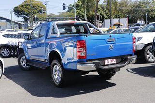 2016 Holden Colorado RG MY16 LTZ Space Cab Blue 6 Speed Sports Automatic Utility