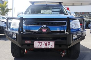 2016 Holden Colorado RG MY16 LTZ Space Cab Blue 6 Speed Sports Automatic Utility.
