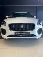 2021 Jaguar E-PACE X540 21MY Standard R-Dynamic SE White 9 Speed Sports Automatic Wagon