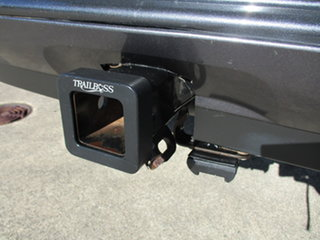 2007 Toyota Kluger GSU45R Grande AWD Grey 5 Speed Sports Automatic Wagon