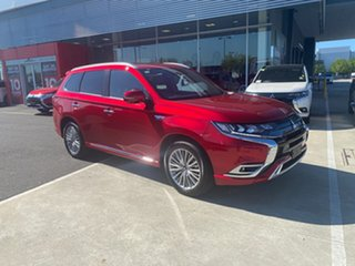 2021 Mitsubishi Outlander ZL MY21 PHEV AWD Exceed P62 1 Speed Automatic Wagon Hybrid.