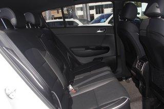 2021 Kia Sportage QL PE MY21 GT-Line (AWD) Snow White Pearl 8 Speed Automatic Wagon