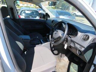 2015 Volkswagen Amarok 2H MY15 TDI420 (4x2) White 8 Speed Automatic Dual Cab Utility