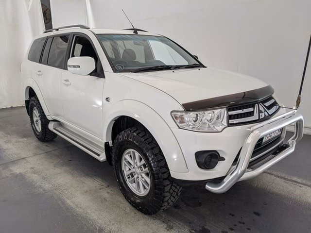 Used Mitsubishi Challenger PC (KH) MY14 Maryville, 2015 Mitsubishi Challenger PC (KH) MY14 White 5 Speed Manual Wagon