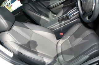 2020 Honda Civic 10th Gen MY20 VTi-LX Platinum White 1 Speed Constant Variable Sedan
