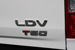 2020 LDV T60 SK8C Luxe White 6 Speed Sports Automatic Utility
