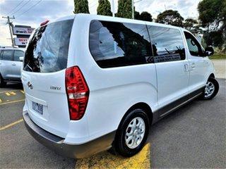 2008 Hyundai iMAX TQ-W White 5 Speed Manual Wagon.