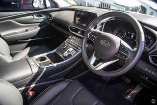2021 Hyundai Santa Fe Tm.v3 MY21 Elite DCT White 8 Speed Sports Automatic Dual Clutch Wagon