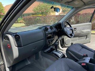 2008 Holden Colorado RC LX Black 4 Speed Automatic Dual Cab