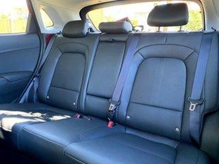 2021 Hyundai Kona Os.v4 MY21 electric Highlander Pulse Red 1 Speed Reduction Gear Wagon