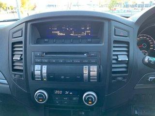 2008 Mitsubishi Pajero NS GLX Grey 5 Speed Sports Automatic Wagon