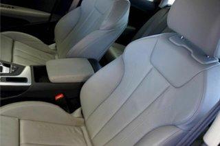 2016 Audi A4 B9 8W MY17 Sport S Tronic Quattro Scuba Blue 7 Speed Sports Automatic Dual Clutch Sedan