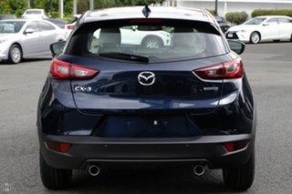 2021 Mazda CX-3 DK2W7A Maxx SKYACTIV-Drive FWD Sport LE Blue 6 Speed Sports Automatic Wagon.