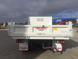 2021 Isuzu N Series 4500/8000 153HP Tipper Manual