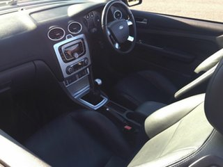 2007 Ford Focus LT Coupe-Cabriolet Silver 5 Speed Manual Cabriolet