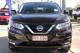 2019 Nissan Qashqai J11 Series 2 ST-L X-tronic Black 1 Speed Constant Variable Wagon.
