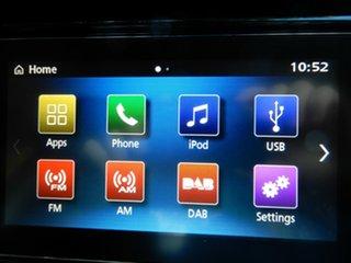 2018 Mitsubishi Triton MQ MY18 GLS Double Cab Black 6 Speed Manual Utility