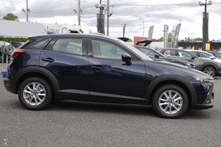 2021 Mazda CX-3 DK2W7A Maxx SKYACTIV-Drive FWD Sport LE Blue 6 Speed Sports Automatic Wagon