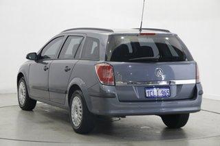 2007 Holden Astra AH MY07.5 CD Grey 5 Speed Manual Wagon.