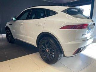 2021 Jaguar E-PACE X540 21MY Standard R-Dynamic SE White 9 Speed Sports Automatic Wagon.