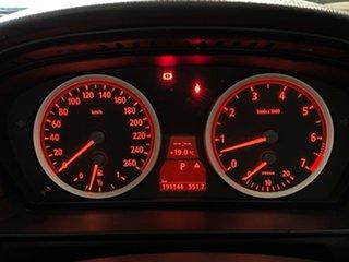 2004 BMW 5 Series E60 525i Steptronic Beige 6 Speed Sports Automatic Sedan