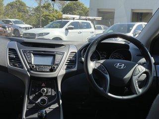 2013 Hyundai Elantra MD3 Trophy Firey Red 6 Speed Sports Automatic Sedan