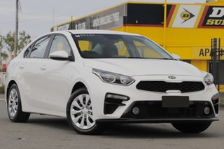 2020 Kia Cerato BD MY20 SI Clear White 6 Speed Sports Automatic Sedan.